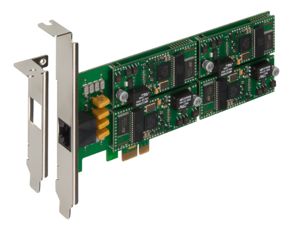 ISI9234PCIE 4 Modem Card PCI Express