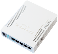 RB951G-2HnD 5 Port Wireless N Gigabit Router